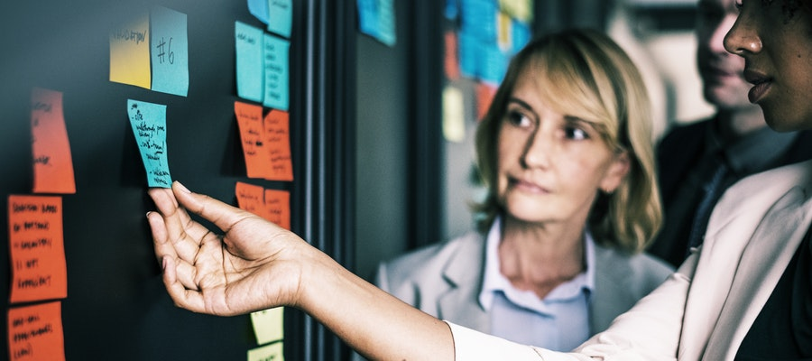 How to apply the Kanban method to project management